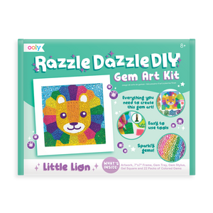 Razzle Dazzle D.IY. Gem Art Kit