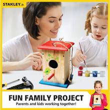 Load image into Gallery viewer, STANLEY Jr Birdhouse Kit