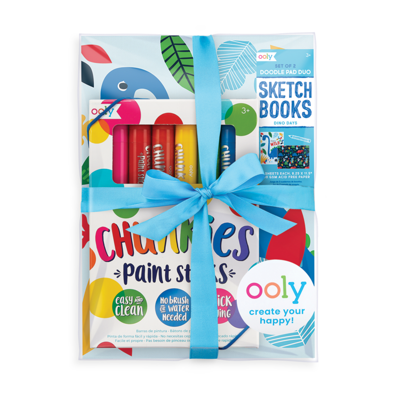 Ooly Budding Artist Kids Paint Gift Set