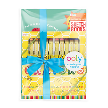 Load image into Gallery viewer, Ooly busy bee doodlers kids coloring gift set