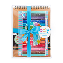 Load image into Gallery viewer, Ooly Scented Doodlers Kids Coloring Gift Set