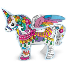 Load image into Gallery viewer, Ooly 3D Colorables  - Magical Unicorn Coloring Toy
