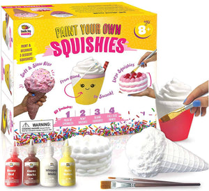 DIY Dessert Paint Your Own Squishies Kit!