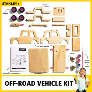 STANLEY Jr Off-Road Vehicle Kit
