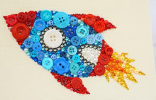 Load image into Gallery viewer, Button Art Class: Sunday, March 15th: 3-5pm