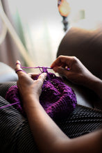 Load image into Gallery viewer, Knitting & Crochet Club Tuesdays 7-8 pm