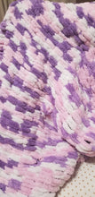 Load image into Gallery viewer, Loop Knit Baby Blanket Sept 4 & 18