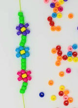 Load image into Gallery viewer, Kids' Beaded Bracelet Class: Saturday, March 7th: 12-1pm