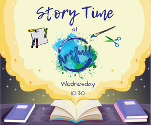 Wednesday Morning Story Time 10:30