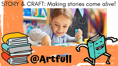 Story & Craft: Wednesdays & Fridays 10-11am