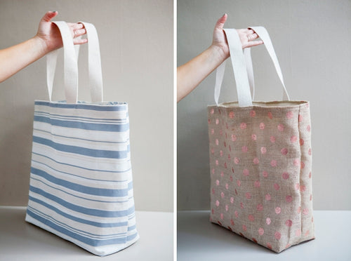 Sew Your Own Tote Bag: Wednesday, March 25th from 6-9pm