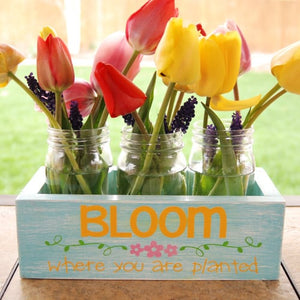 Tulip Centerpiece: Sunday, March 1st: 1-3pm