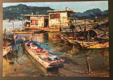 Load image into Gallery viewer, Pearl River Village by Bryan Mark Taylor