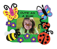 Load image into Gallery viewer, Busy Bag - Bugs - At Home Art Kit