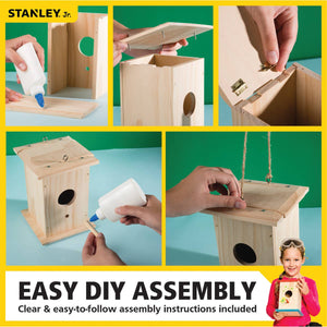 STANLEY Jr Birdhouse Kit