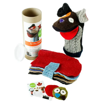 Load image into Gallery viewer, Cate & Levi - Puppet and Stuffed Animal Making Kits