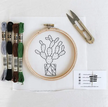 Load image into Gallery viewer, Thistle & Thread Embroidery