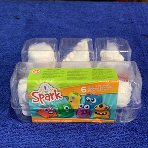 Spark Ceramic Monsters