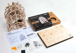 Wooden 3-D Puzzle By Magnote