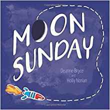 Moon Sunday: book reading