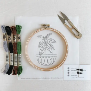 Thistle & Thread Embroidery