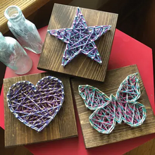 Load image into Gallery viewer, String Art Kits - Kids and Adults - Strung By Shawna