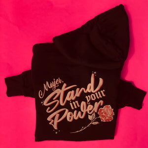 Stand in Your Power Zip Up