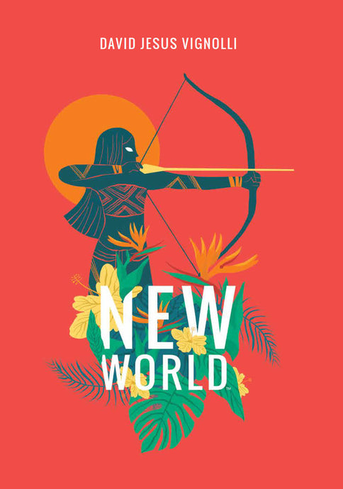New World Original Graphic Novel
