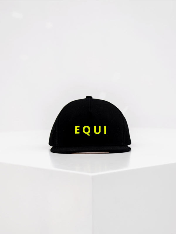 Trucker Cap Black - Equi Clothing equiclothing.com