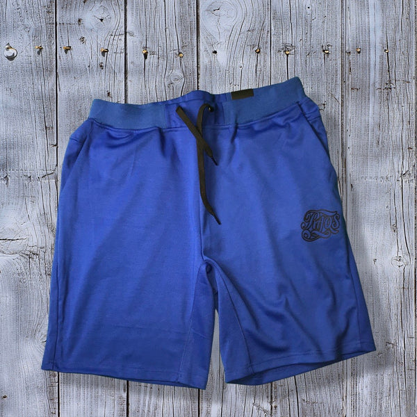 RaqsGear tech shorts (Blue)