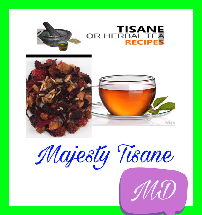 Majesty Tea - Pain Eliminator