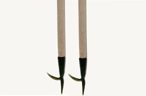 "1 5/8""x 240"" Ash Pick Pole w/Solid Socket Pick & Hook (2pc)"
