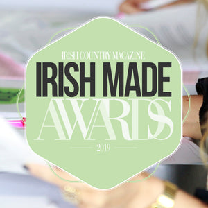 Irish Made Awards, Sept 2019