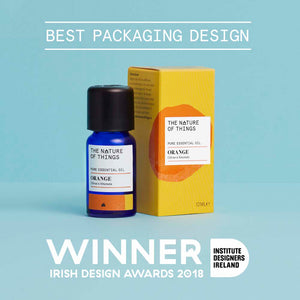 Best packaging design - Irish design awards