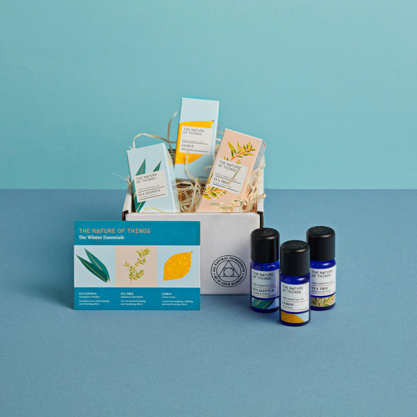 Gift Set - The Winter Essential Oils