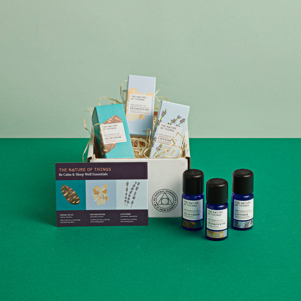 Gift Set - Be Calm & Sleep Essentials Oils