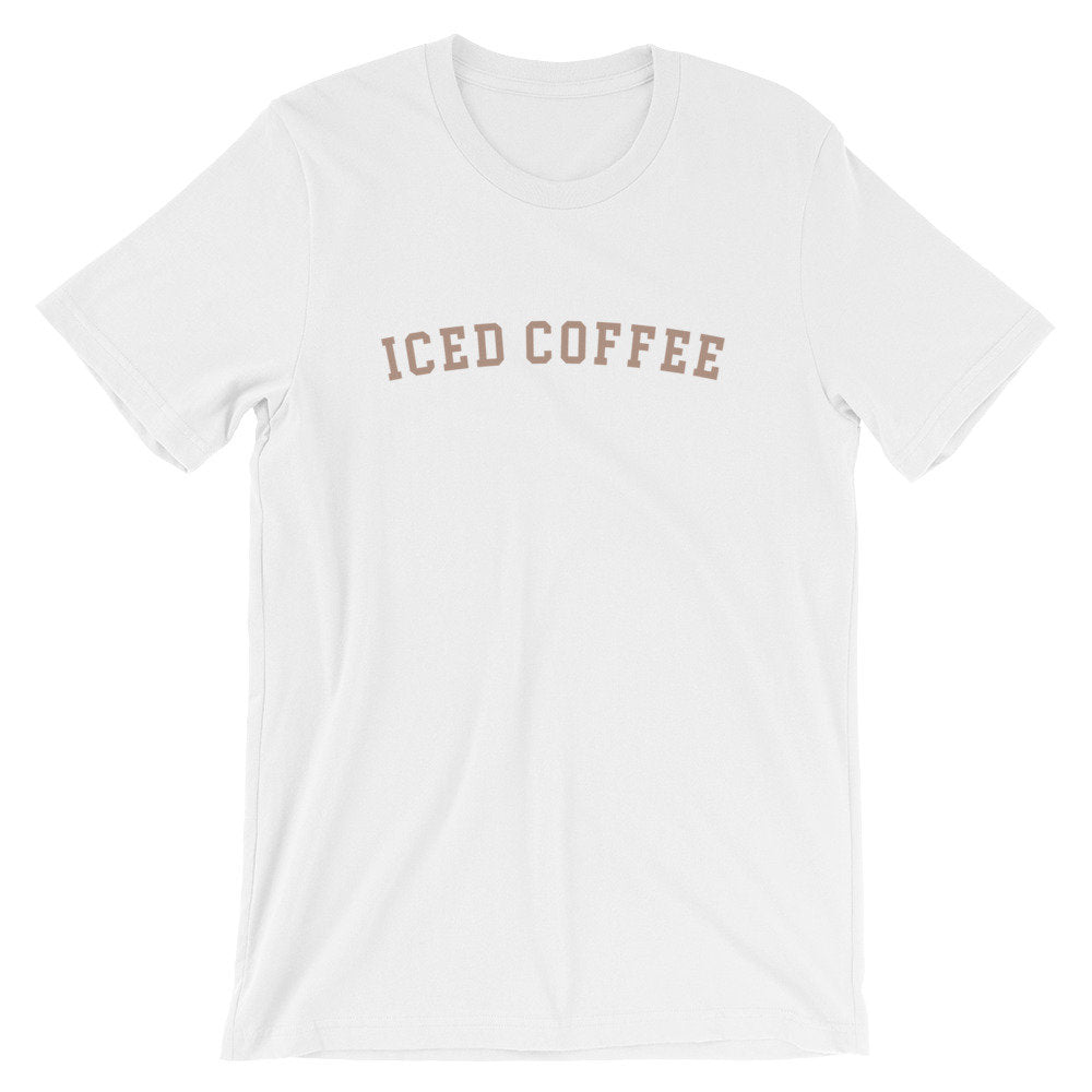 Iced Coffee Graphic Tee - pinksundays