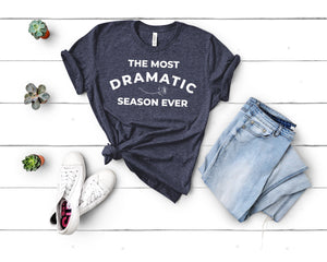 Most Dramatic Graphic Tee Ever - pinksundays