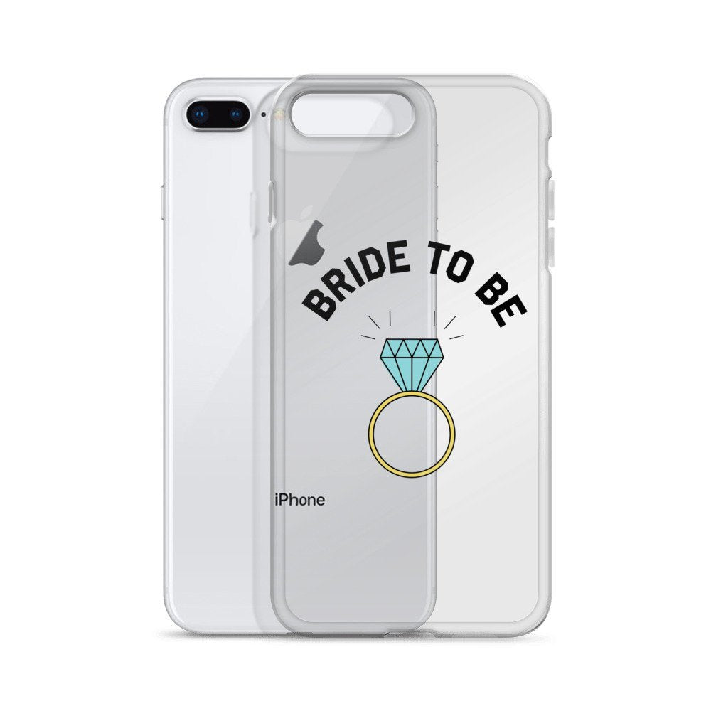 Bride To Be Iphone Case - pinksundays