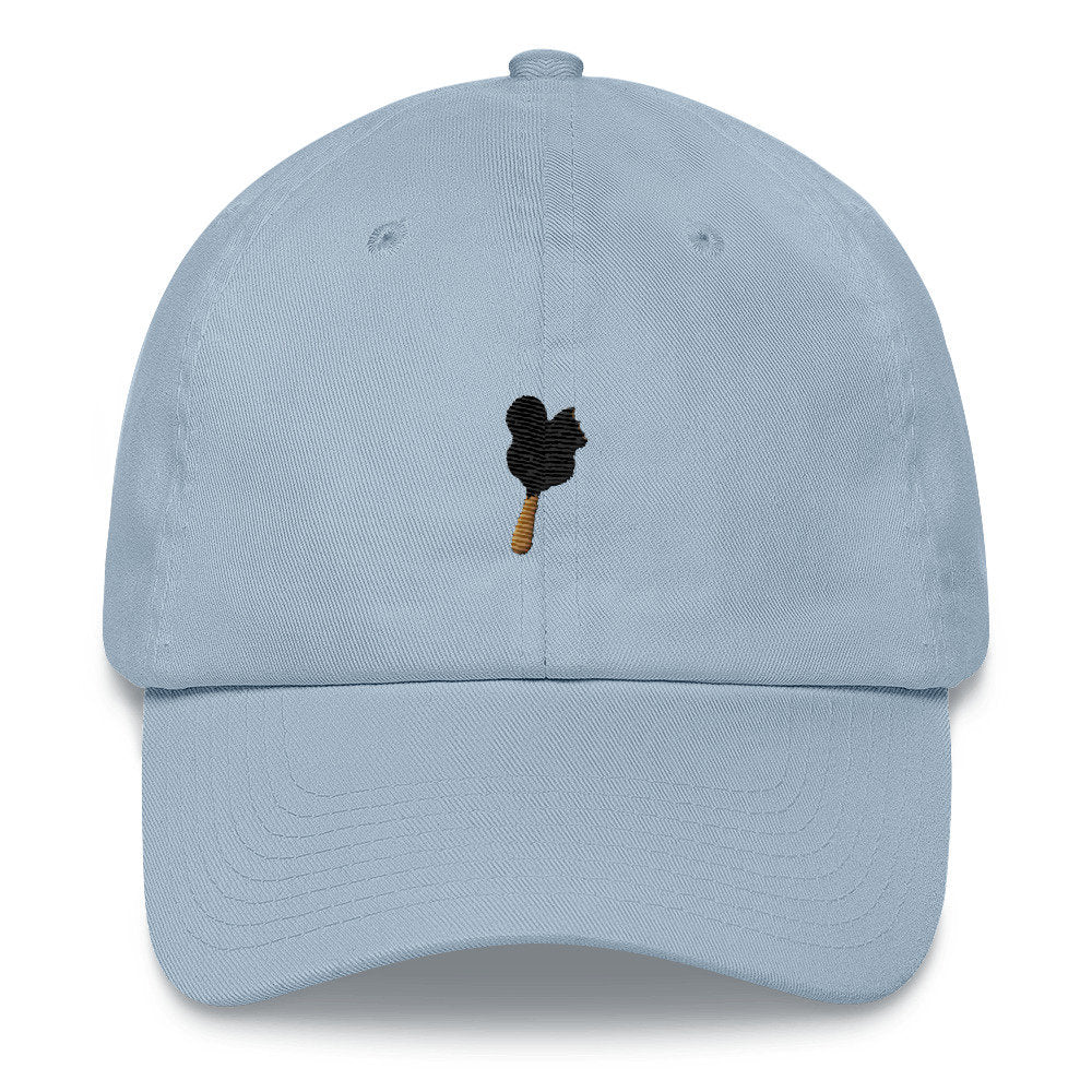 Mouse Chocolate Ice Cream Dad Hat - pinksundays