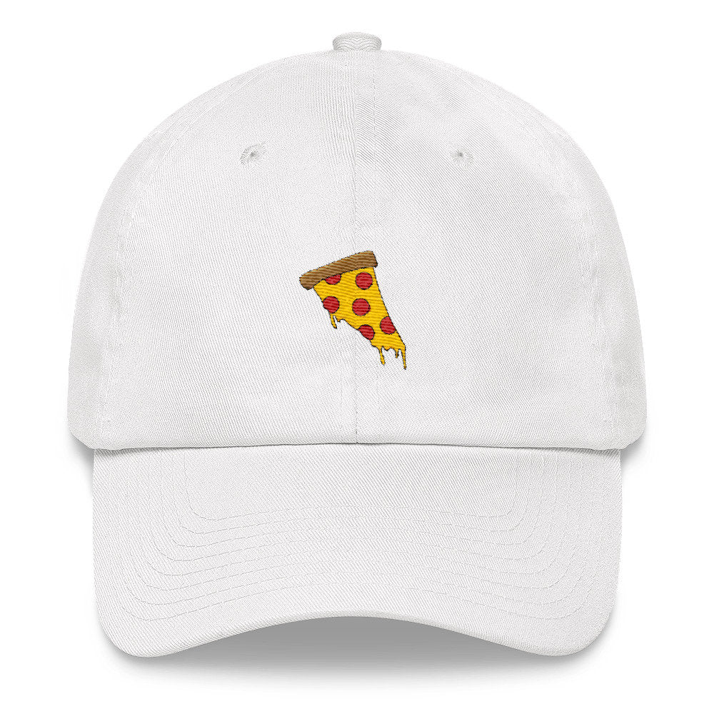 Melting Pizza Dad Hat - pinksundays