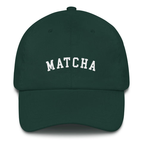 Matcha Dad Hat - pinksundays