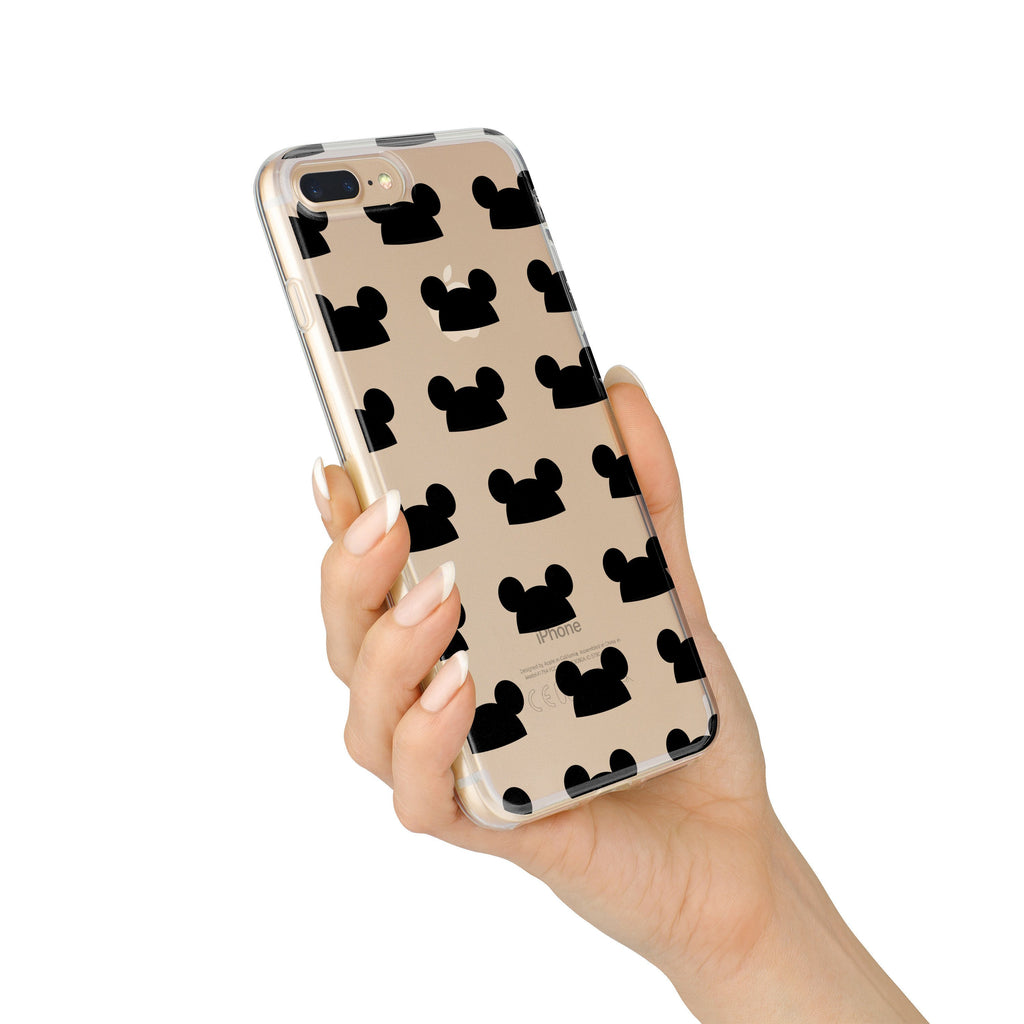 Mouse Ears Iphone Case - pinksundays