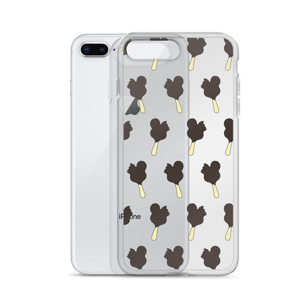 mickey iphone case, mickey mouse ice cream, mickey ice cream phone case, disney phone case, disney snacks, disney ice cream, disney themed