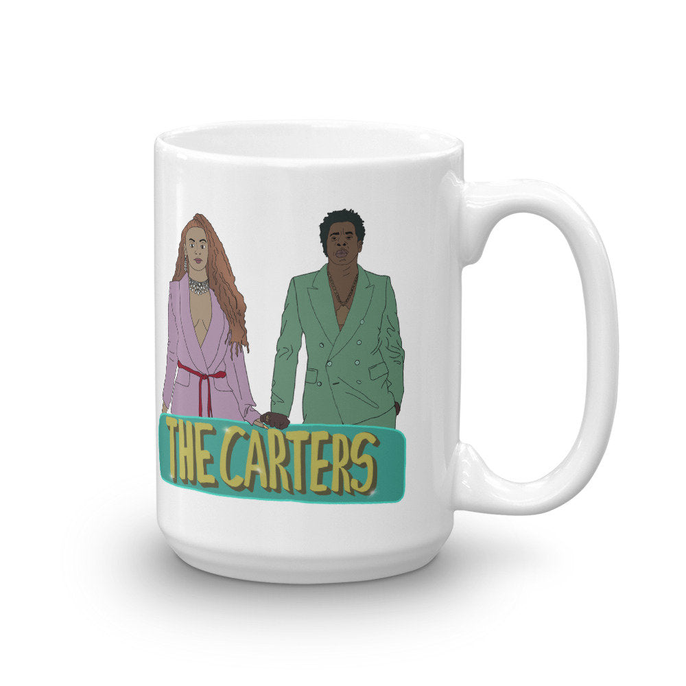 The Carters Mug - pinksundays