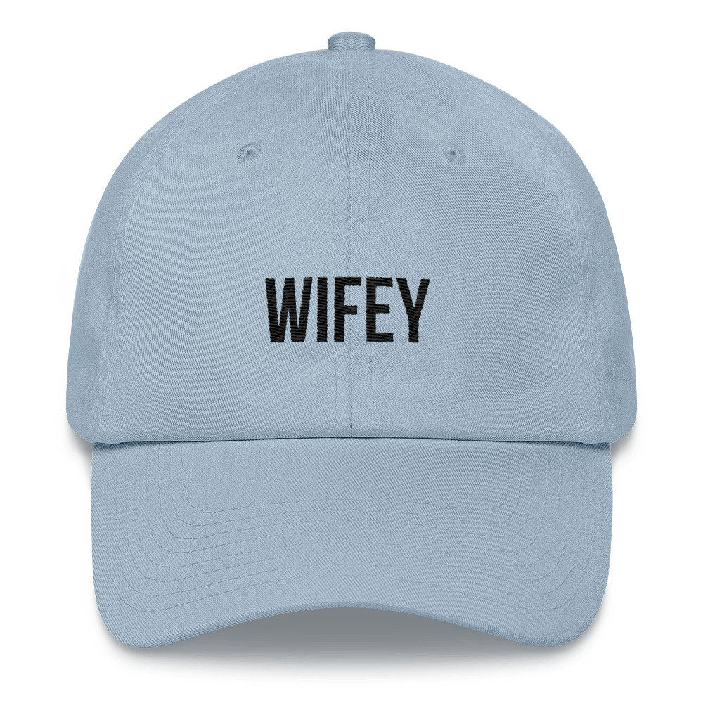 Wifey Dad Hat - pinksundays