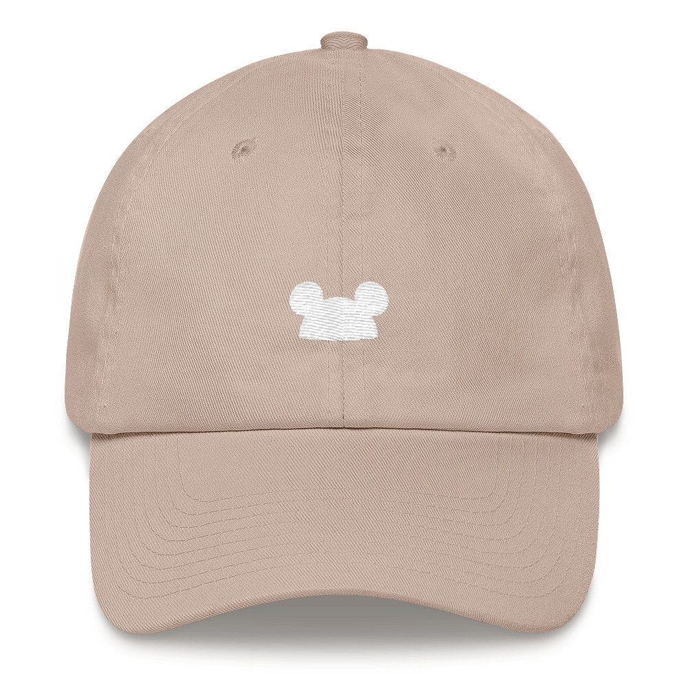 Mouse Ears Dad Hat - pinksundays