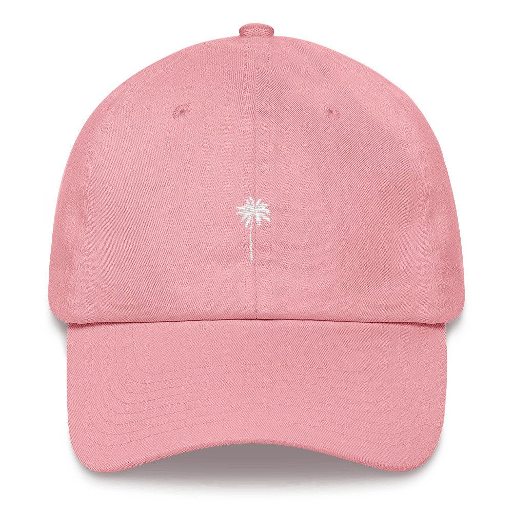 Palm Tree Dad Hat - pinksundays