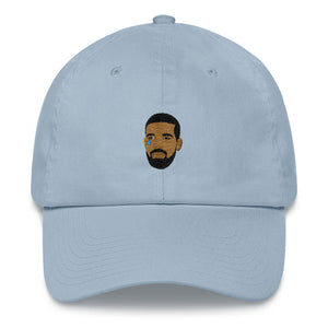 Emotional Drake Dad Hat - pinksundays 9c33cb63c56f