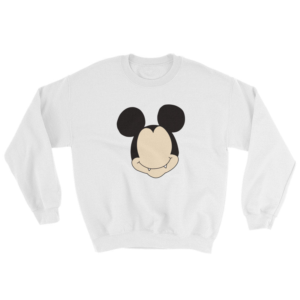 Vampire Mouse Sweater - pinksundays